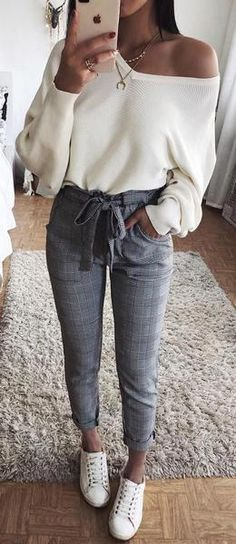 242e1a503837 outfits , Cute Preppy Back to School Outfits Ideas for Teens for College  2018 Casual Fashion -ideas para el regreso a ...