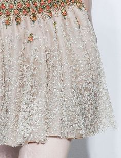 Valentino Haute Couture Falll 2010 Details
