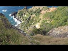 A view looking down to Adamstown on Pitcairn Island. If you want to know anything about visiting this island leave me a message in here and I'll try to help . Norfolk Island, Pitcairn Islands, Countries Of The World, Travel Photos, Mexico, Around The Worlds, Wallis, Seas, Water