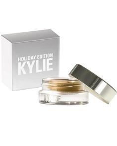 Les crèmes shadows de la Holiday Collection de Kylie Cosmetics