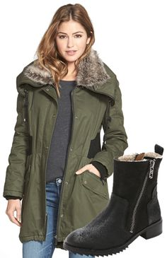Fall's best coats and boots