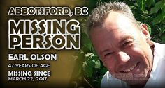 Please help us spread the word about Earl Olson out of Abbotsford, British Columbia by sharing this report. Abbotsford Bc, Missing Persons, British Columbia, Words, Horse