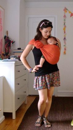 June 5, 2010 by marvelouskiddo, via Flickr #sakurabloom #babywearing
