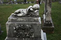 13 Haunted Cemeteries That Every Ghost Story Lover Should Visit Gettysburg is known to be one of the most haunted places after the battle of Gettysburg in 1863. Visitors have claimed to experience phantom smells and apparitions of ghosts warning people to leave.