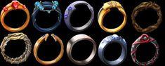Ring Icon Set by ~Caetis on deviantART