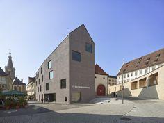 City Library / Harris + Kurrle Architekten - Rottenburgs am Neckar, Germany