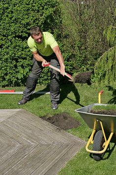 Vindskydd terrass Porch Garden, Yard Art, Outdoor Power Equipment, Fence, Pergola, Interior, Gardens, Houses, Garden Design