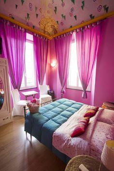 Klimt colazione in Camera Girls Bedroom, Bedroom Ideas, Klimt, B & B, Curtains, Home Decor, Blinds, Dorm Ideas, Interior Design
