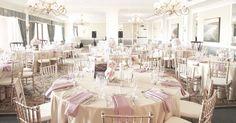 Inspiração: decoração rosa ouro (rosé gold) para casamento