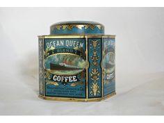Ocean Queen kaffeboks www.hellans.no