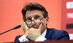 Sebastian Coe: no time frame is agreed for Russia's athletics return • IAAF president subject of new report by ARD's Hajo Seppelt • Coe says positive effects of doping can last beyond ban
