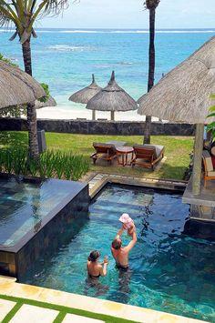 Une Villa de l'hotel Belle Marre Plage ! Maurice , Mauritius