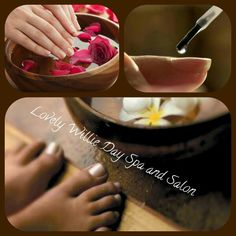 #skincare #dayspa #Lejeune #nails #MANICURES #pedicures  Lovely Willie Day Spa and Salon Call 910-381-9114