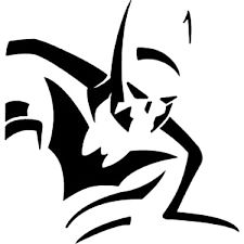 Batman Die Cut Vinyl Decal for Windows, Vehicle Windows, Vehicle Body Surfaces or just about any surface that is smooth and clean Stencil Art, Stencils, Batman Silhouette, Silhouette Art, Vinyl Decals, Car Decals, Window Decals, Batman Tattoo, Cheap Vinyl