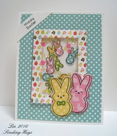 Happy Easter by bearpaw - Cards and Paper Crafts at Splitcoaststampers