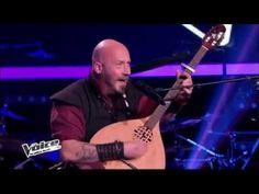 The voice saison 2 (2013 France) - Luc Arbogast, Cancion Sefaradi - Tran...