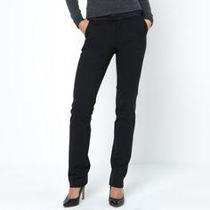 Cigarette Style Tuxedo Trousers