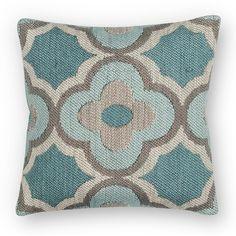 Newcastle Filigree Indoor/Outdoor Throw Pillow #birchlane