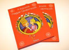 A legszebb magyar tündérmesék / Hungarian Fairy tales on Behance