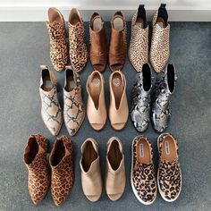 Which pair is ur favorite? Getting ready to watch 90 day fiancé & power while organizing all my favorite shoes 🤩🤩🤩 To shop this look you… Dream Shoes, Crazy Shoes, Cute Shoes, Me Too Shoes, Shoe Boots, Shoes Heels, Estilo Country, Baskets, Shoe Closet