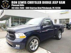 2012 Dodge RAM 1500, 19,518 miles, $25,999.