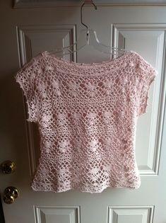 Crochet Tulip Sweater or Shirt