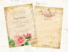 victorian tea party invitation   love our stained concrete! The staff at Texas Crete, is very