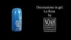 Nail art: come realizzare una rosa in gel, passo e passo e video tutorial