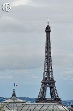 Tour Eiffel de Printemps | Flickr - Compartilhamento de fotos!