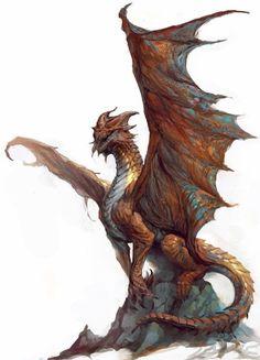 Sosdraalaar (Blood/Pray/Serve) - Common Dragon