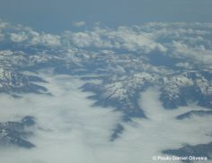 Head in the clouds... Swiss Alps