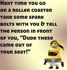 Cute Jokes Top 20 Humor Minions Jokes Co. Funny Minion Pictures, Funny Minion Memes, Minions Quotes, Funny Pranks, Funny Relatable Memes, Funny Texts, Funny Jokes, Minions Pics, Minion Humor
