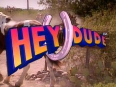 """'90s Kids: Do you remember the Nickelodeon show, Hey Dude? 