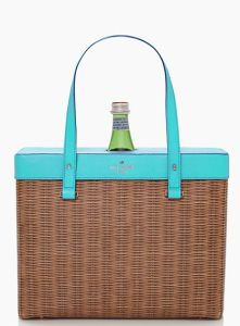 Because everyone NEEDS a wine tote. Really, you do - we'll just look past that price tag for now. (Click thru to read the full blog post!)