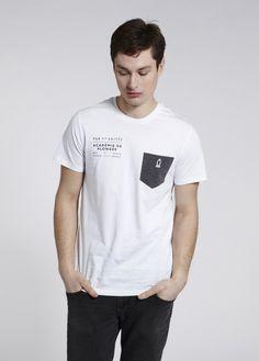 Plongée Clothing | Tee de Poche 1984 - T-shirts - Menswear
