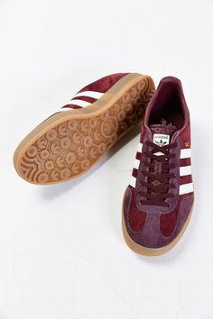 adidas Originals Gazelle Sneaker - Urban Outfitters. If I was still supporting this brand this would be a must have. Nice color choice.