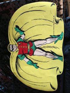 RARE Robin 1966 Placemat | eBay