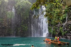 Traveling Morion | Let's explore 7107 Islands: Travel Diaries | Breathtaking Tinago Falls