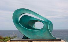 Wave by Blaze Krstanoski Blazeki  Sculpture By The Sea 2008