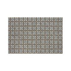 Crate and Barrel - Elias Sky Rug 5x8 $349