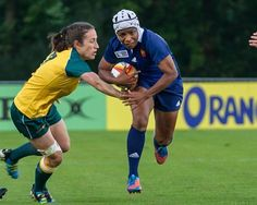 Rugby - Sports - Sandrine Agricole : Wilkinson m'inspire - La Provence - 13/08/2014