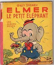 Elmer le petit éléphant
