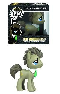 My Little Pony - Doctor Whooves Collectible Beth Schoening, you need this