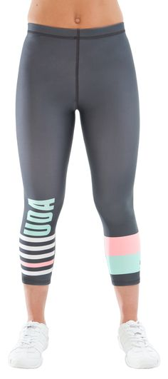 UDA Charcoal Legging