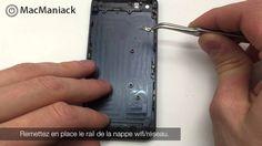 Comment changer le châssis complet iPhone 5 ? Tutoriel complet.