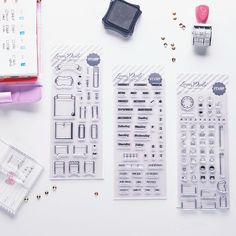 Love Doki Silicone Stamp Set