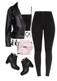 Designer Clothes, Shoes & Bags for Women Girls Fashion Clothes, Teen Fashion Outfits, Edgy Outfits, Swag Outfits, Classy Outfits, Look Fashion, Outfits For Teens, Pretty Outfits, Bad Girl Outfits