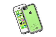 Capa Protetora LifeProof iPhone 5c, Trans/Branca | 81,49€