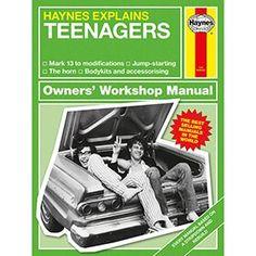 Haynes Explains Teenagers - Owners Workshop Manual: Item number: 3650534051 Currency: GBP Price: GBP6.95