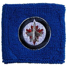 "Franklin Sports NHL 2.5"" Embroidered Wristbands - Winnipeg Jets  http://allstarsportsfan.com/product/franklin-sports-nhl-2-5-embroidered-wristbands/?attribute_pa_teamname=winnipeg-jets  2.5 inch wristband pair pack with Authentic embroidered team logos Washable Terry/Acrylic blend Osfa official NHL team colors and logo"